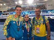 Українські акробати в олімпійському Буенос-Айресі здобули бронзу