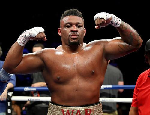 Миллер проведет бой за титул регулярного чемпиона WBA