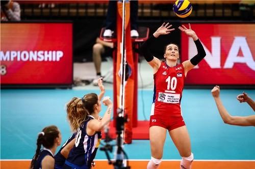 В полуфиналах ЧМ сыграют Сербия - Нидерланды, Китай - Италия