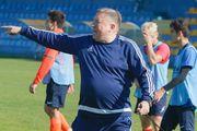 ФОТО ДНЯ. Грозный тренирует Арсенал-Киев в экипировке Динамо