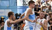 Сборная Украины уступила Аргентине в полуфинале Олимпиады
