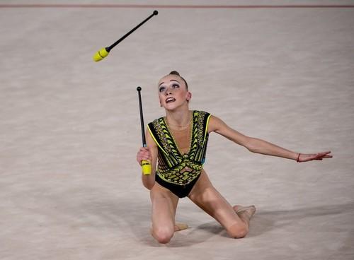 Кристина Пограничная завоевала серебро Юношеской Олимпиады