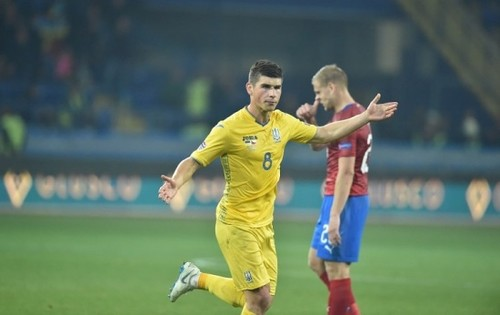 Украина будет во второй корзине при жеребьевке отбора Евро-2020