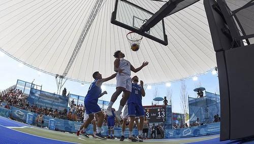 Чемпіонат світу 3х3: Україна - Аргентина. Дивитися онлайн. LIVE