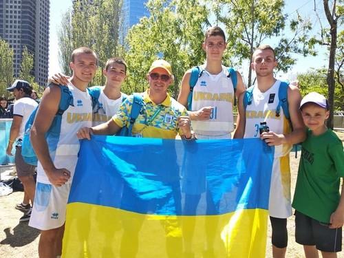 Юношеская Олимпиада. Украина - Словения. Смотреть онлайн. LIVE