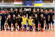 Мужская сборная Украины снова победила Венгрию