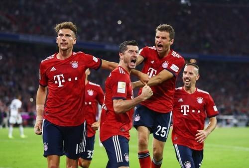 Бавария - Хоффенхайм - 3:1. Видео голов и обзор матча