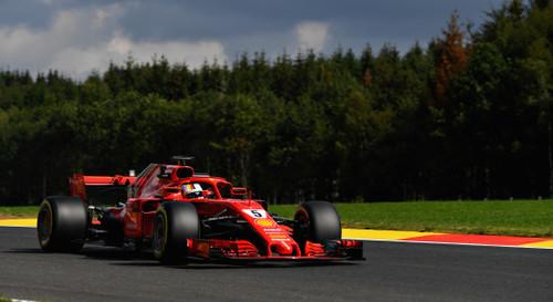 Гран-при Бельгии. Феррари быстрее Мерседеса в третьей практике