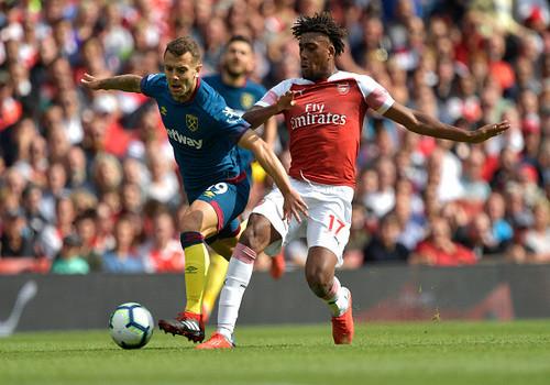 Арсенал обыграл Вест Хэм в лондонском дерби