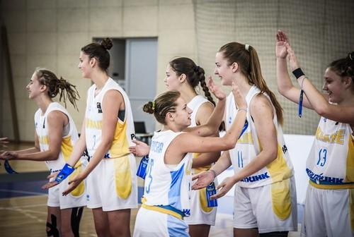Збірна України U-16 в останньому матчі Євробаскету поступилася Естонії