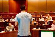 Владимир Кличко прочитал лекцию в Гарвардской бизнес-школе