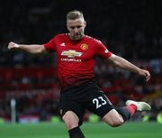 Люк Шоу продлил контракт с Манчестер Юнайтед