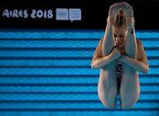 Софія Лискун - дворазова медалістка Юнацької Олімпіади