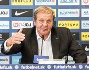 Сборная Словакии не определилась с новым главным тренером