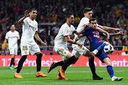 Барселона – Севилья - 4:2. Текстовая трансляция матча