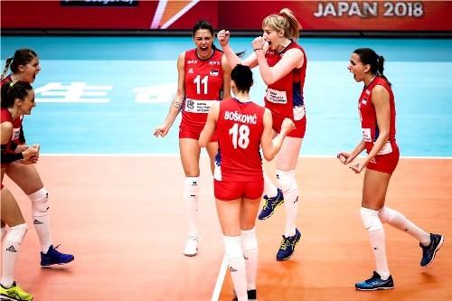 Новым чемпионом мира стала сборная Сербии