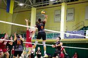 Фаворит и ШВСМ-СумДУ одержали первые победы в чемпионате Украины