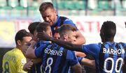 Серия А. Лацио одолел Парму, Аталанта крупно обыграла Кьево