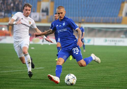 Динамо поздравило Хацкевича минимальной победой над Ворсклой