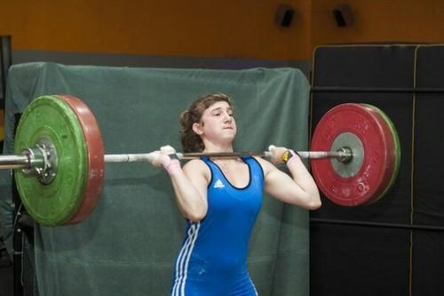 Украинцы завоевали две медали на ЧЕ по тяжелой атлетике