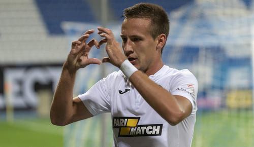 Олимпик одолел Черноморец и поднялся на шестое место турнирной таблицы