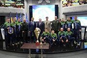 У Будинку футболу відбулося закриття Динаміади-2018