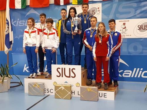 Сборная Украины победила Россию в финале Лиги Европы