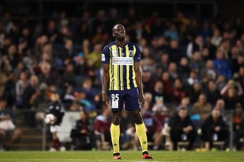 Усэйн Болт не подпишет контракт с австралийским клубом