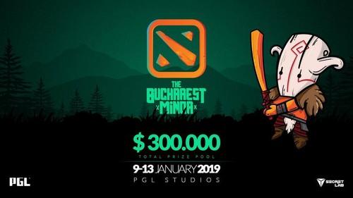 Анонсирован The Bucharest Minor c призовым фондом в 300 тысяч долларов