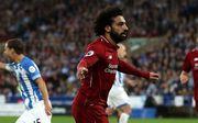 Мохамед САЛАХ: «Надеюсь, Ливерпуль выиграет Лигу чемпионов»