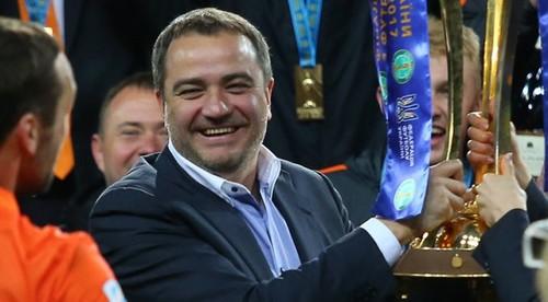 Андрій Павелко підтримав травмованого Ярмоленка