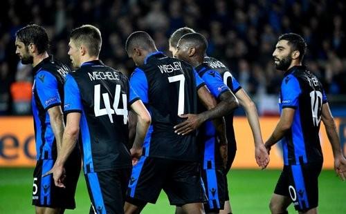 Брюгге — Монако — 1:1. Видео голов и обзор матча