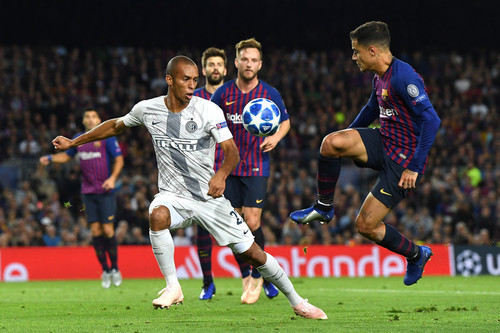 Барселона - Интер - 2:0. Видео голов и обзор матча