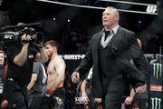 MMA Fighting. Брок Леснар