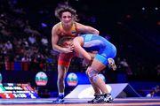 Ткач завоевала бронзовую медаль чемпионата мира