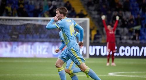Группа K. Астана и Динамо набрали по 5 очков