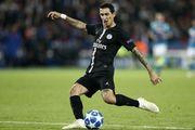 Ди Мария – автор гола недели в Лиге чемпионов