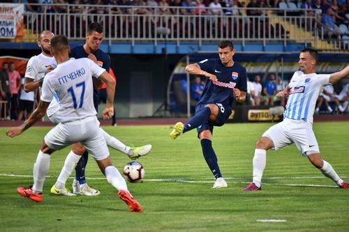 Десна – Мариуполь - 2:0. Текстовая трансляция матча