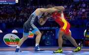 Жан Беленюк завоевал серебро чемпионата мира