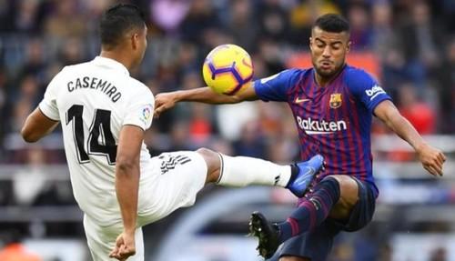 Барселона - Реал 5:1. Видео голов и обзор матча