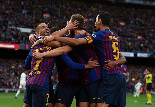 Барселона в Класико разгромила Реал