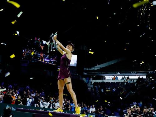 Свитолина выиграла девятый финал подряд
