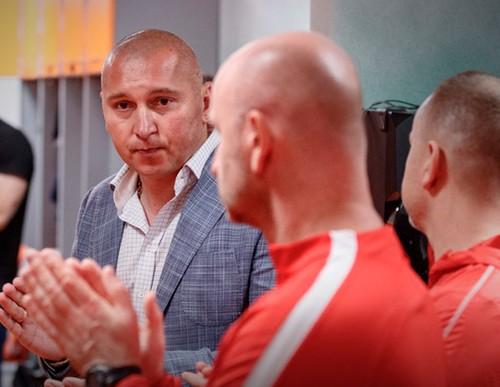 Мариуш Левандовски уволен из Заглембе