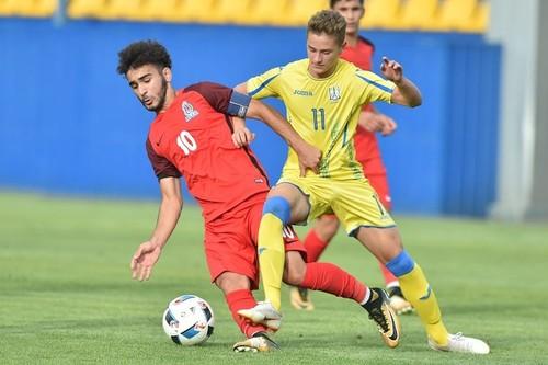 Форвард юношеской сборной Украины стал капитаном Нюрнберга