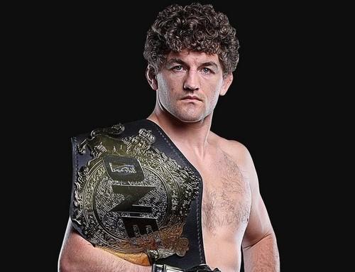 Бен Аскрен в первом поединке в UFC сразится с топ-5 бойцом рейтинга