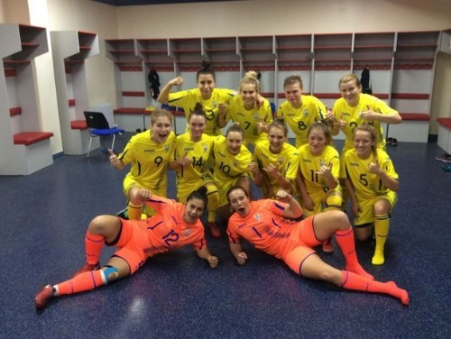 Жіноча студентська збірна України програла росіянкам у фіналі ЧС