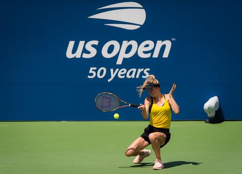 US Open: Расписание матчей украинок на понедельник