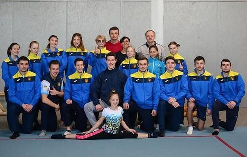 Cборная Украины по прыжкам на батуте не примет участие в ЧМ в России