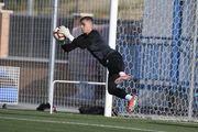Лунин сыграет в Кубке Испании против Райо Вальекано