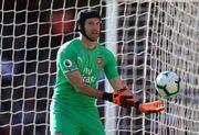 Чех сыграет за Арсенал против Блэкпула